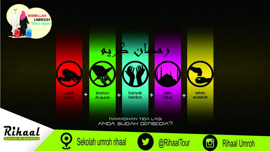Preparation to Face of Ramadhan