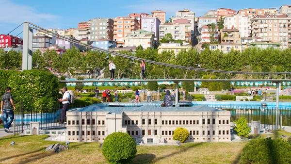 A Wonderful Miniature Park In Turkey