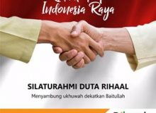 Rihaal Go to Indonesia Raya