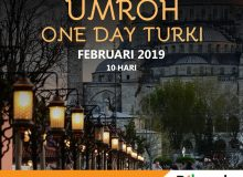Umroh Plus One Day Turki