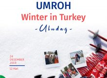 Umroh Winter in Turkey