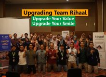 Upgrading Team Rihaal –Upgrade Your Value, Upgrade Your Smile