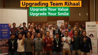 Upgrading Team Rihaal – Upgrade Your Value, Upgrade Your Smile